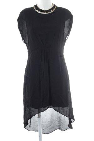 Kaviar Gauche for Zalando Jurk met langere achterkant zwart elegant
