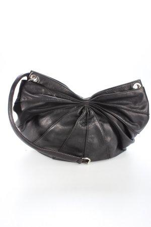 Kaviar Gauche Sac à main noir style classique