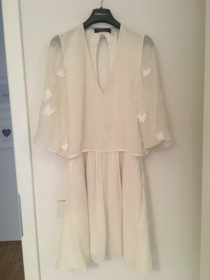 Kaviar Gauche Papillon Sleeve Dress Brautkleid Hochzeitskleid