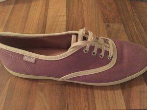 Ked sneaker Champion Vintage Style purple graulila *neu*