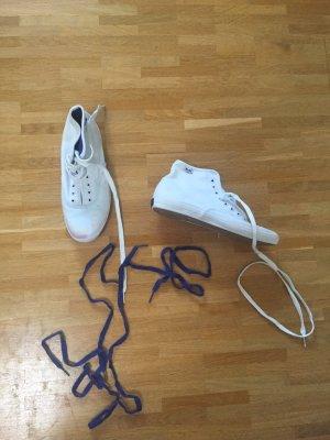 Keds Hi Top Sneaker Blogger 36 weiß blau