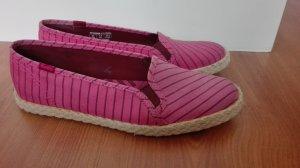 Keds pink Gr. 37 Espadrilles gestreift Ballerinas