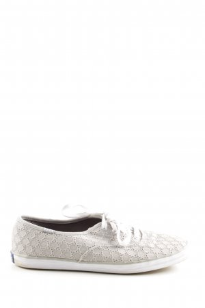 Keds Lace-Up Sneaker light grey casual look