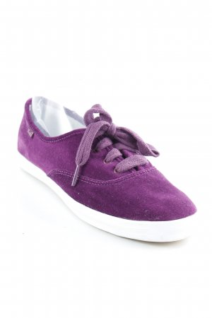 Keds Schnürsneaker purpur Casual-Look