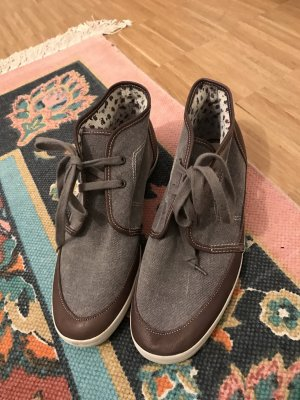 Keds Sneaker Grau 39 Halbschuhe Schnürschuhe neu