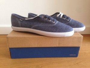 Keds Sneaker Schuhe Jersey Blue NEU