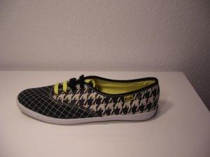Keds Sneaker, Schwarz-Weiß, Gr. 39