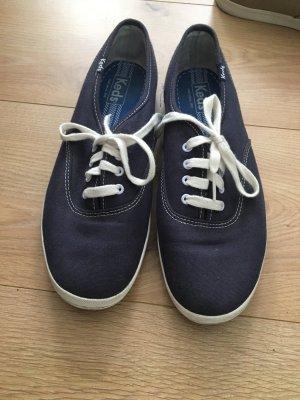 Keds Sneakers Dunkelblau Größe 40