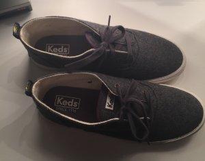 Keds Sneakers grijs-wit