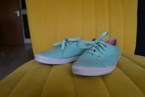 Keds Stoffturnschuhe Sneakers in mint pastell 39
