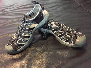 Keen Sandalo outdoor nero-grigio