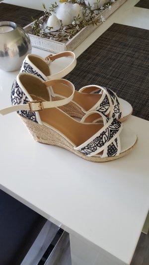 Keil-Sandalette Gr. 38 *neu*