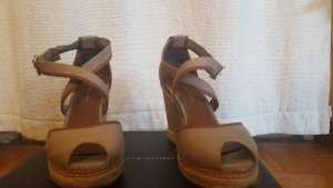 Tommy Hilfiger Wedge Sandals rose-gold-coloured