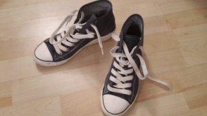 Keil-Sneaker 36 Graceland blau