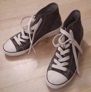 Keil-Sneaker 36 Graceland grau
