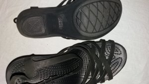 Keilabsatz-Sandale von Crocs