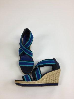Keilabsatz Sandale von Marco Tozzi in Gr. 40
