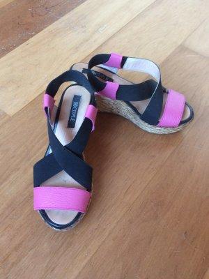 Keilabsatz Sandalen von Cuplé