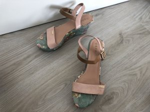 Esprit Wedge Sandals multicolored