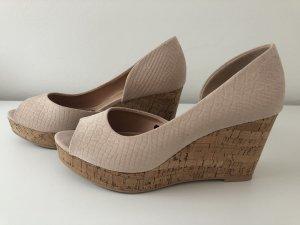 Keilabsatz Sandalen von H&M