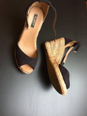 Keilabsatz Sandalette Größe 37