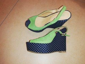 Keilabsatz Sandalette von Benetton