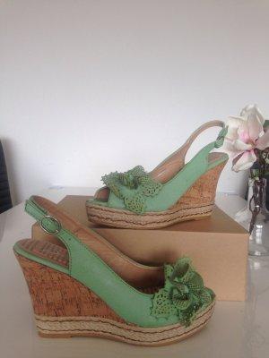 Keilabsatz Sandaletten SeXy NEU 39