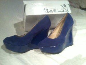 Keilabsatz Schuhe 39
