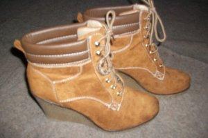 Keilabsatz Schuhe!!!