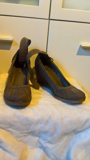 Keilabsatz-Schuhe für den Herbst