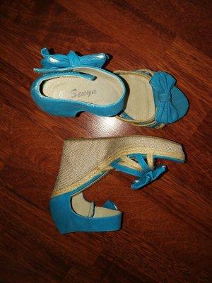 Keilabsatz Schuhe für den Sommer