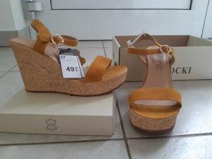 Keilabsatz Schuhe Gr. 37