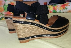 Keilabsatz Schuhe Gr 38