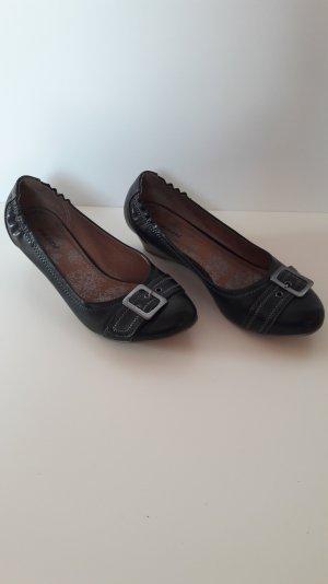 Keilabsatz Schuhe, Größe 38, Graceland