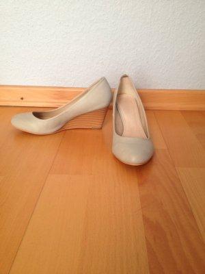 Keilabsatz-Schuhe, Größe 40
