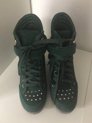 Keilabsatz Sneakers/Boots