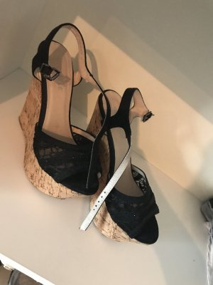 Aldo Chaussures noir-marron clair
