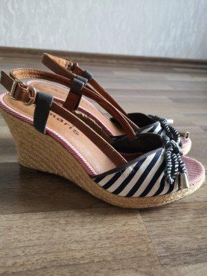 Tamaris Wedge Sandals multicolored