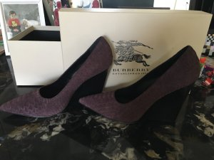 Burberry Spitse pumps paars