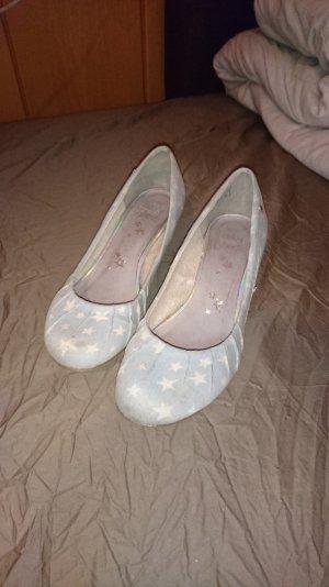 keilballerinas von funky shoes