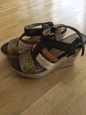 Liebeskind Wedge Sandals multicolored