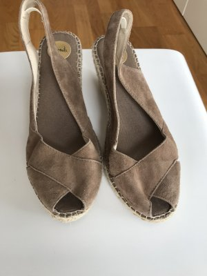 Vidorreta Sandalo comodo color cammello