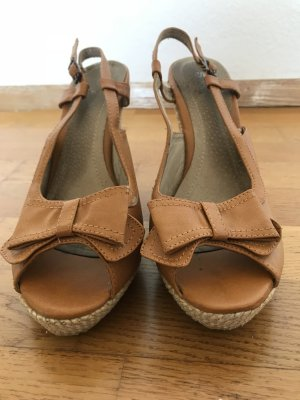 Keilsandalen Keilabsatz Sandaletten