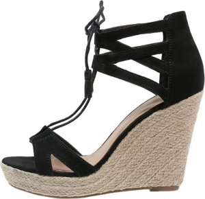 New Look Wedge Sandals multicolored