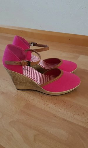 Wedge Sandals pink