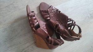 Görtz17 High-Heeled Sandals brown red-brown