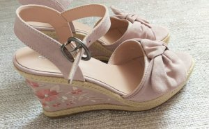 5th Avenue Wedge Sandals dusky pink-pink