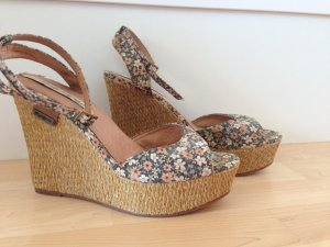 Pepe Jeans Wedge Sandals multicolored