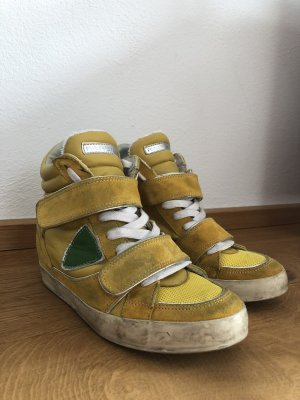 Keilschuhe/Wedge Sneakers