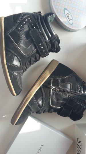Keilsneaker Tamaris schwarz